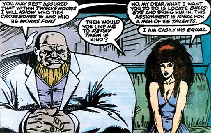 Typhoid Mary and the Kingpin
