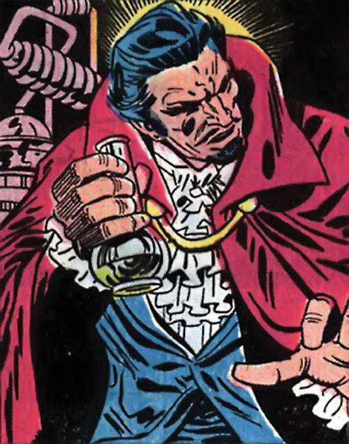 Tyrannical Count (Sandman enemy) (DC Comics)