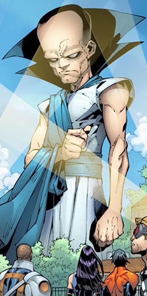 Uatu the Watcher (Marvel Comics) in giant form