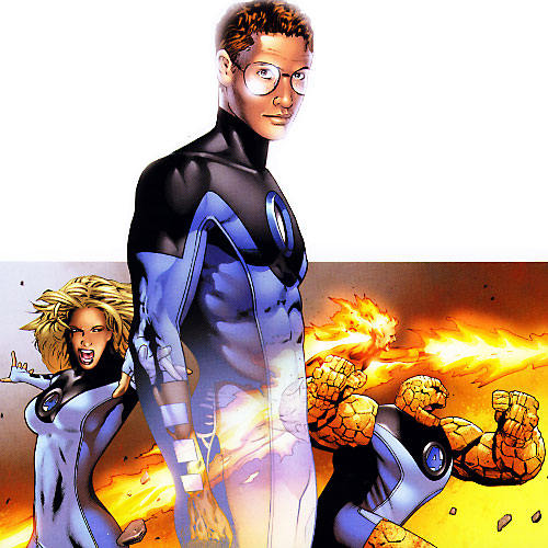 Ultimate Fantastic Four (Marvel Comics)