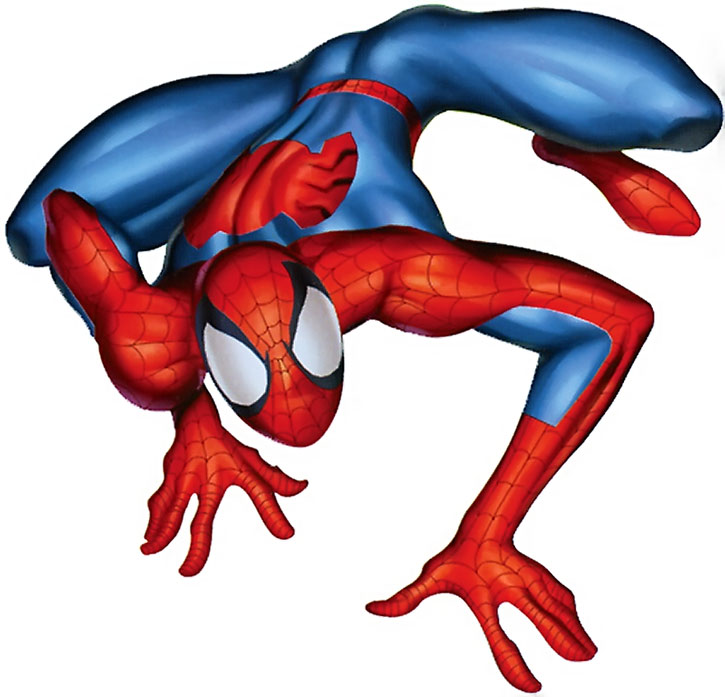 Ultimate spider man comic - photo#35