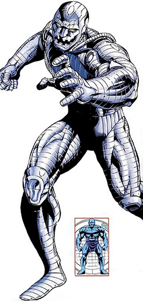 Ultimo (Marvel Comics) (Iron Man enemy)