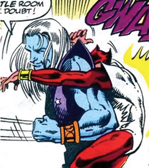 Ultimus (Marvel Comics) vs. Starfox