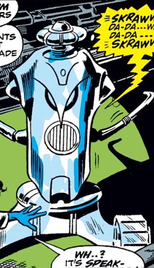 Ultron-1 (Avengers enemy) (Marvel Comics)