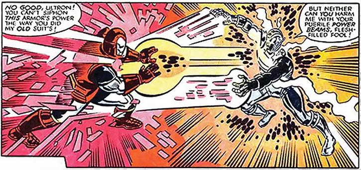 Ultron vs. Iron Man