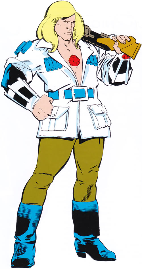 Ulysses Bloodstone (Marvel Comics)