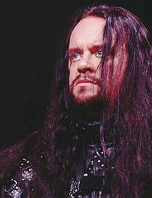 The Undertaker (wrestler) closeup