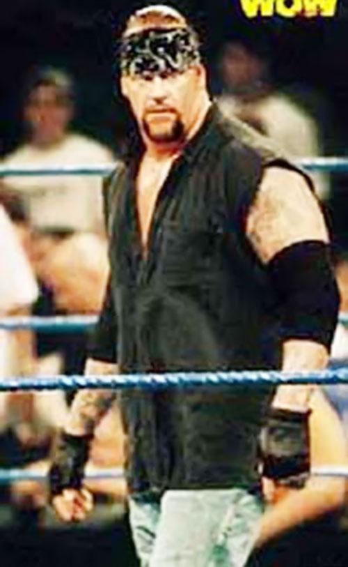 The Undertaker (wrestler) in the ring
