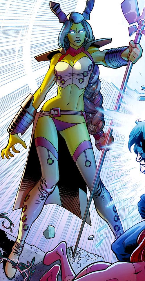 Universa (Invincible comics)