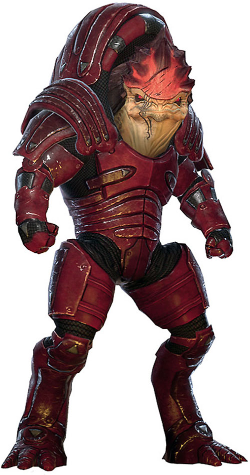 Urdnot Wrex (Mass Effect)