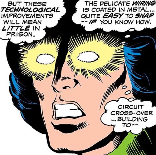 Uri Geller (Daredevil ally) (Marvel Comics)