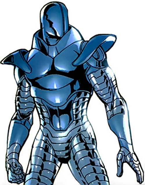 Vakume of the Salem's 7 (Fantastic Four enemy) modern appearance