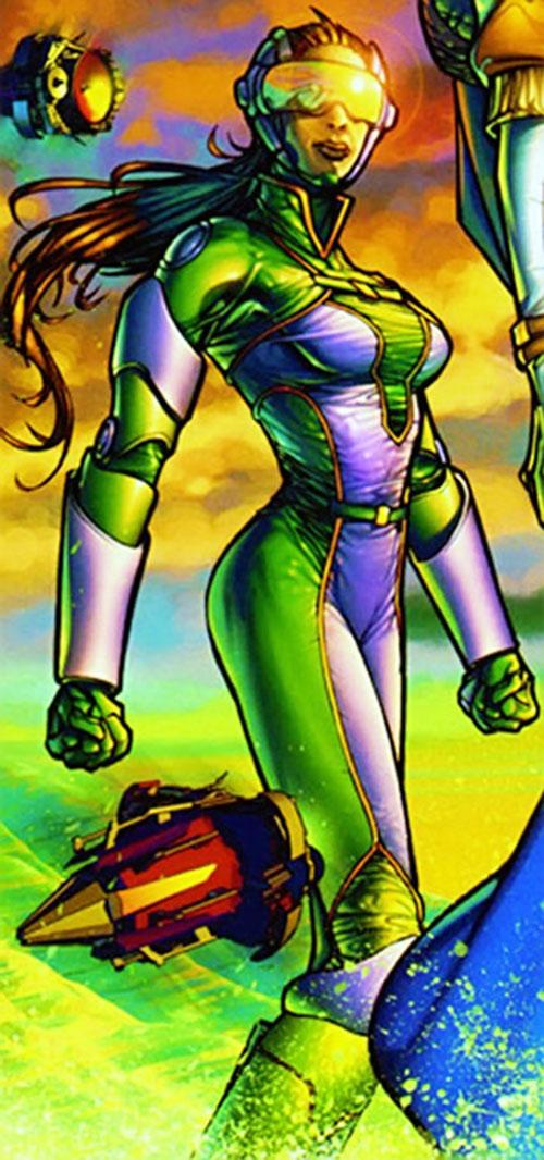 Valerian Chimeran (Chimera Comics) (Crossgen)