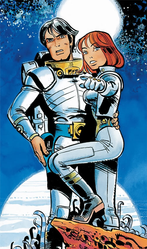 Valerian and Laureline (plot/story article)