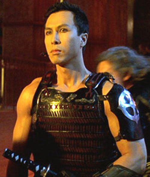 Snowman (Donnie Yen in Blade movies)