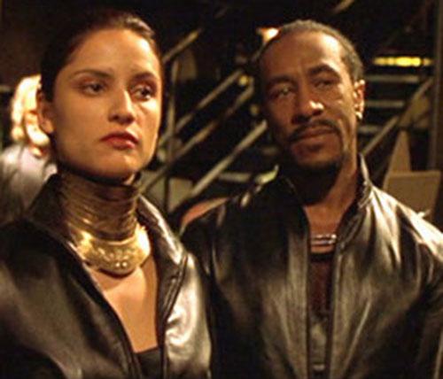 Vampire leaders in the Blade movies