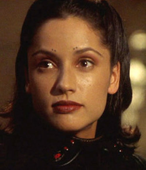 Nyssa (Leonor Varela) in Blade movies 1/2