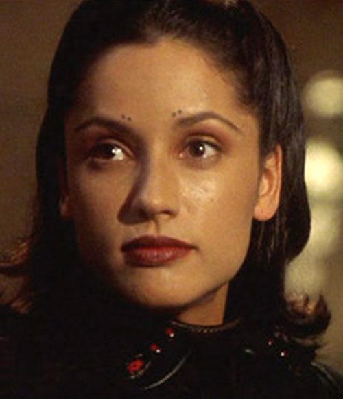 Nyssa (Leonor Varela) in Blade movies 1/2