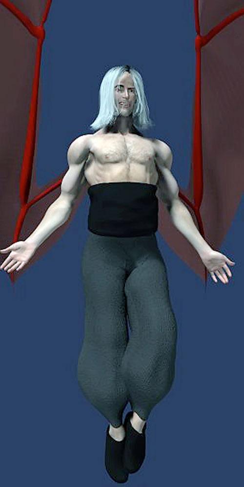 Vampyre (DC Heroes RPG)