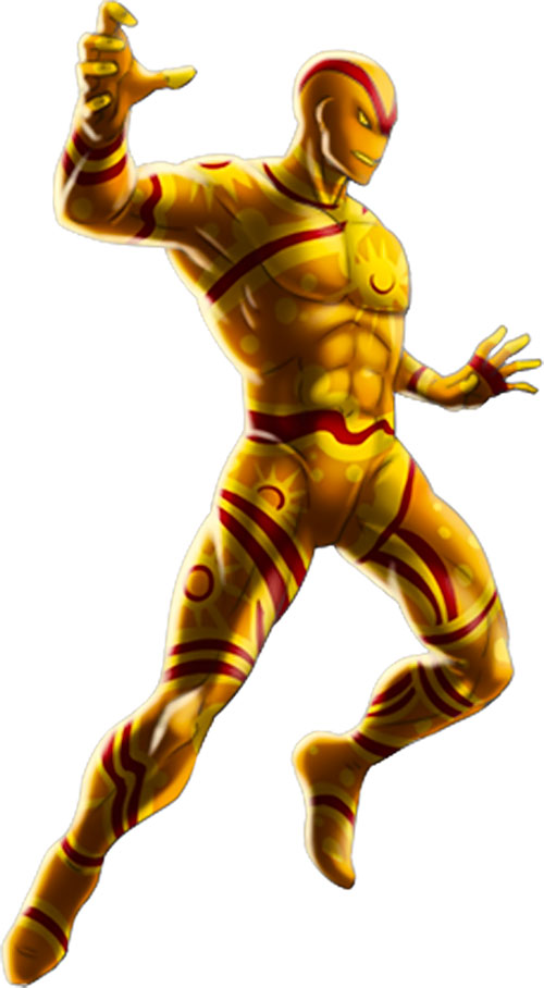 Vector of the U-Foes (Hulk enemy) (Marvel Comics)