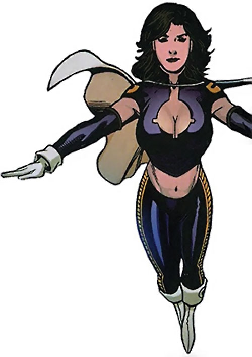Veda of the Order (Marvel Comics) (Fraction)