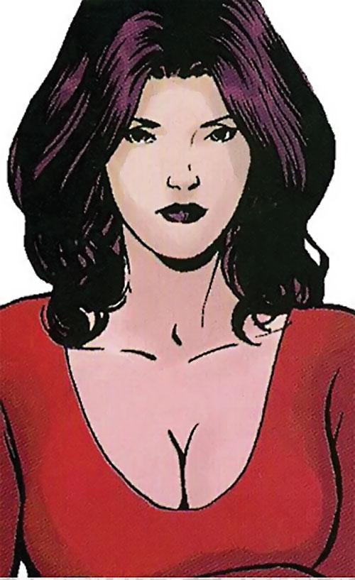 Veda of the Order (Marvel Comics) (Fraction) portrait
