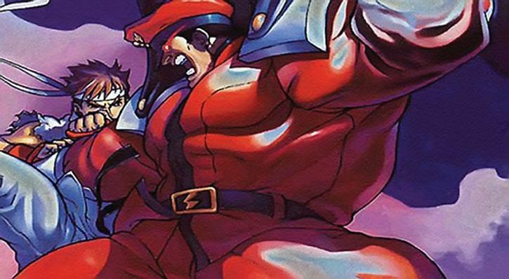 Vega aka Bison vs. Ryu