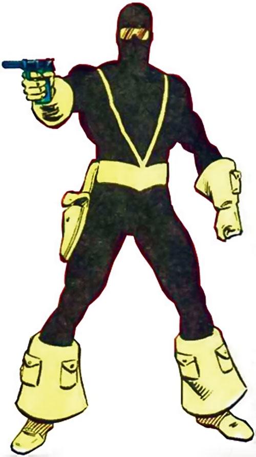 Vengeance (Green Arrow enemy) (DC Comics)
