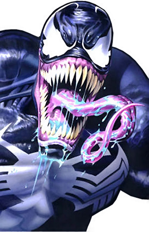 Venom (Spider-Man enemy) (Marvel Comics)