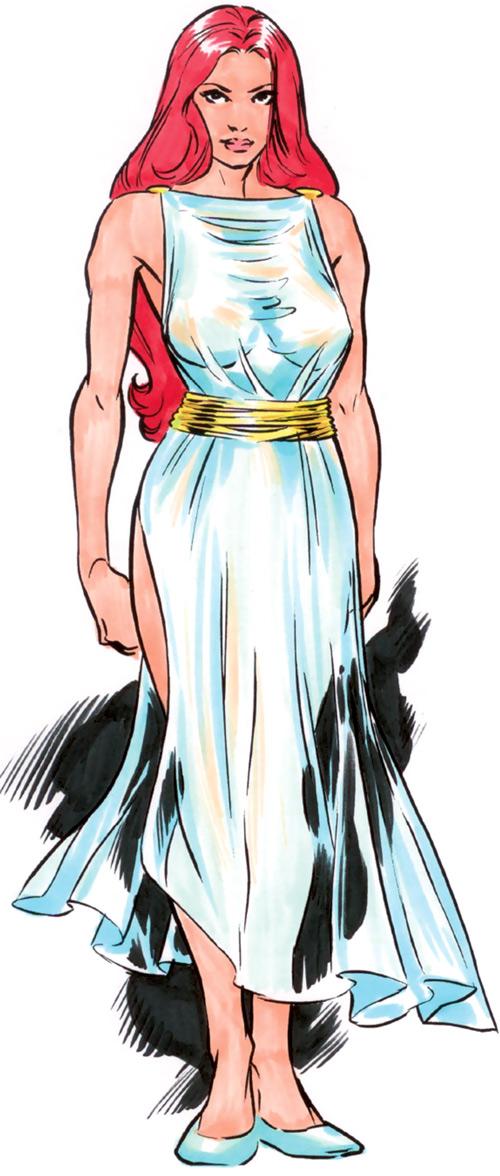 Venus of the Agents of Atlas (Marvel Comics)