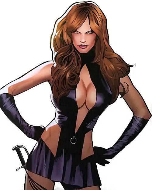 Verre (X-Men enemy) (Marvel Comics)