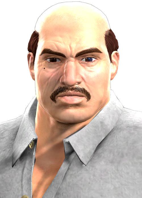 Vic the trader (Fallout companion) 2/3