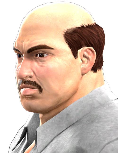 Vic the trader (Fallout companion) 3/3
