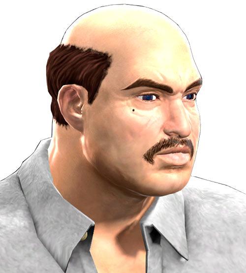 Vic the trader (Fallout companion) 1/3