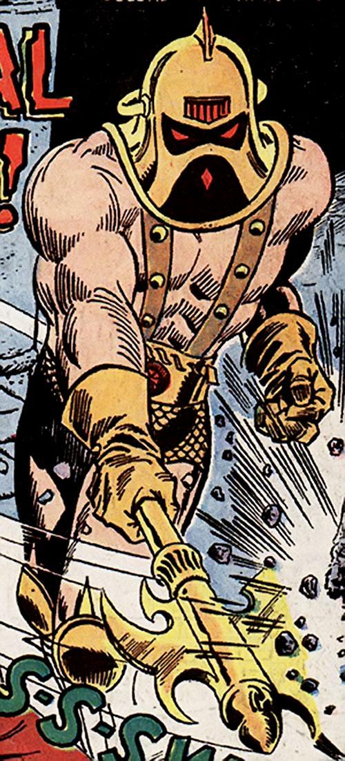 Victorius (Ka-Zar enemy) (Marvel Comics)
