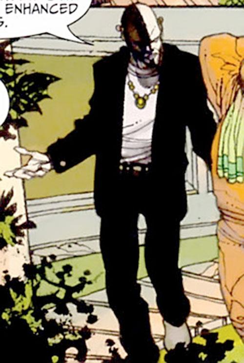 Crazyface (7 Soldiers) (DC Comics)