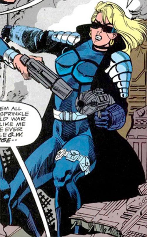 Violence of SHIELD (Marvel Comics)