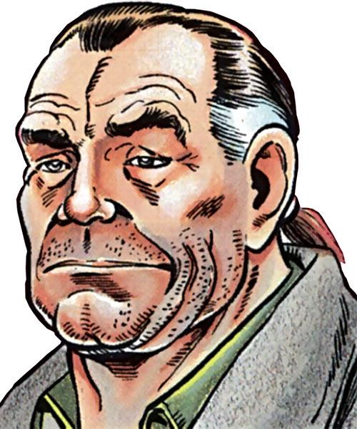Violens (Peter David comics) portrait