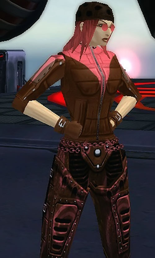 Viscountess (City of Heroes character)
