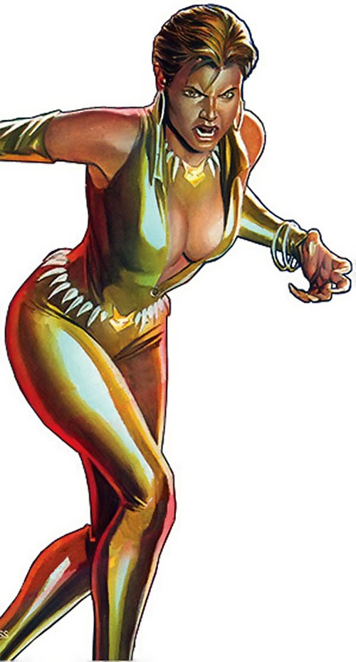 Vixen of the JLA (DC Comics)