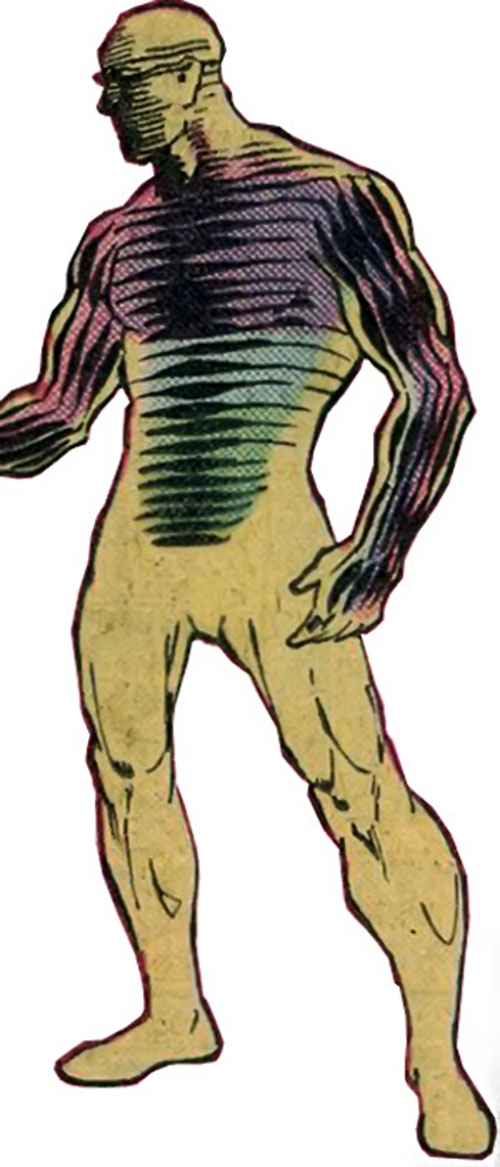 Void (Superman enemy)