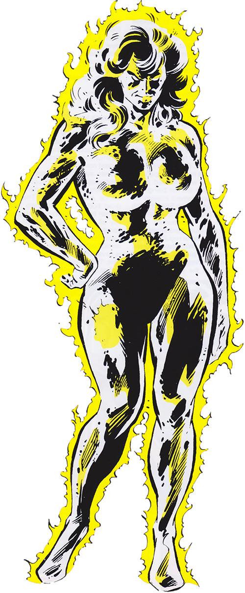 Volcana (Marvel Comics)