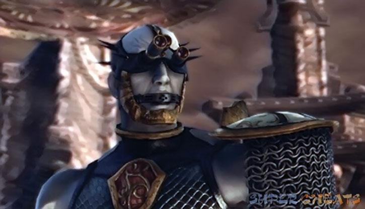 Voldo's headgear