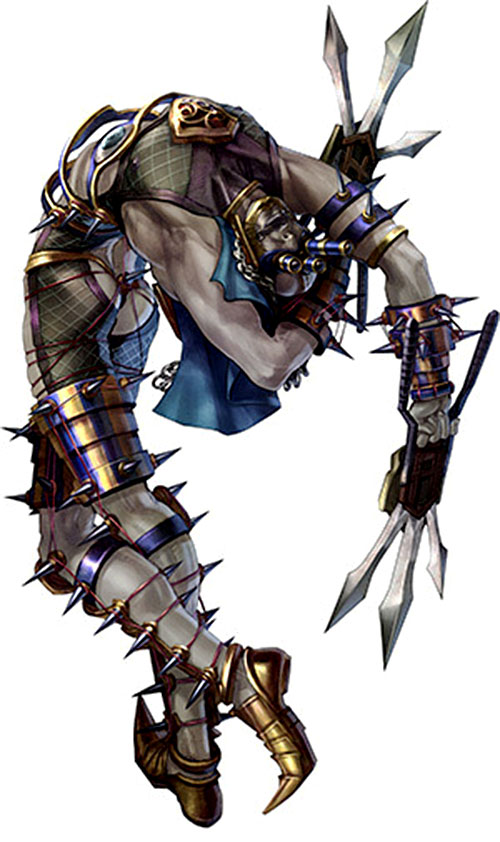 Voldo (Soul Calibur)