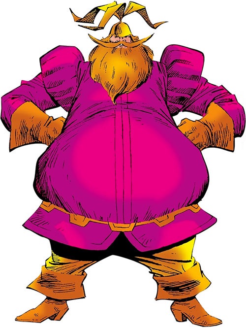 Volstagg the Enormous (Thor ally) (Marvel Comics)