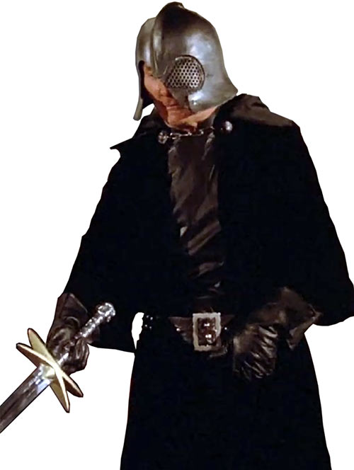 Voltan (Jack Palance in the Hawk the Slayer movie)