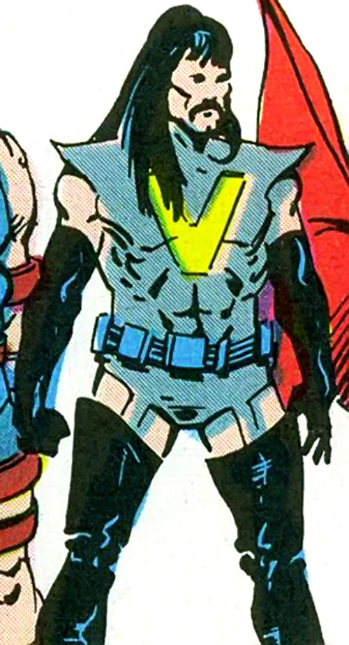 Vootrekker of the Supremacists (Marvel Comics) (Black Panther enemy)