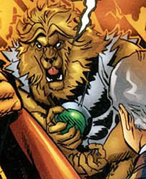 Vor-Em (Supreme enemy) (Image Comics)