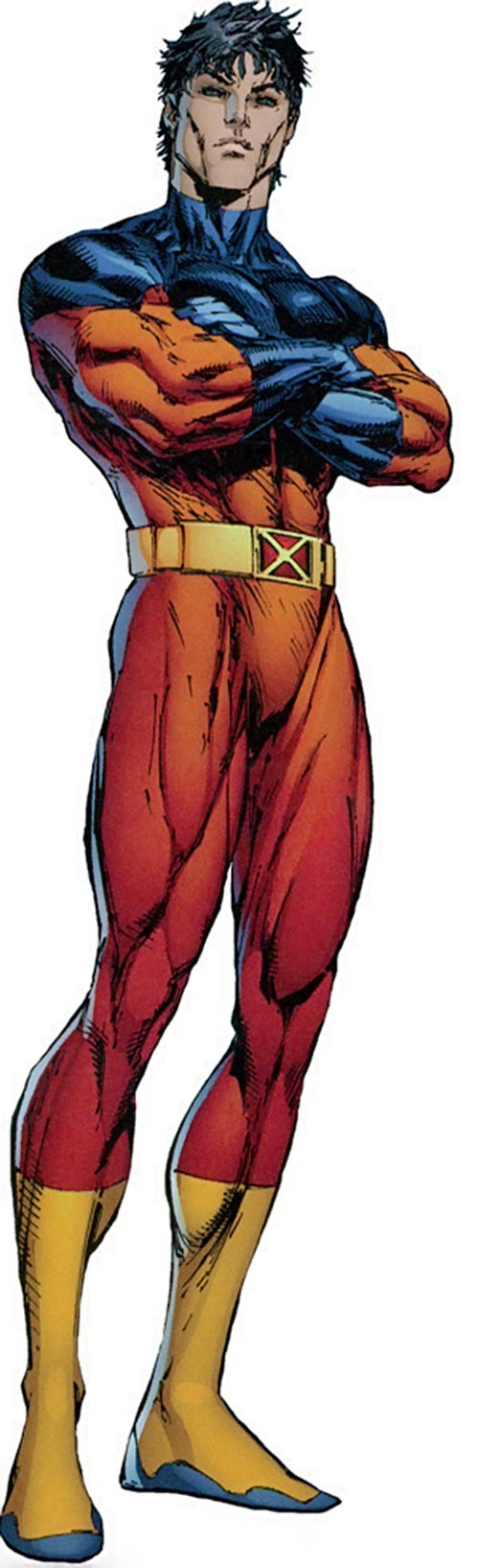 Vulcan - Marvel Comics - X-Men enemy - Gabriel Summers ...