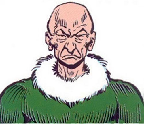 Vulture (Spider-Man enemy) (Marvel Comics) portrait